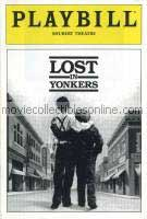 Lost in Yonkers Playbill